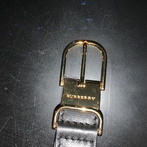 New Authentic Burberry Women Belt 70